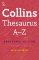 Collins Discovery Thesaurus