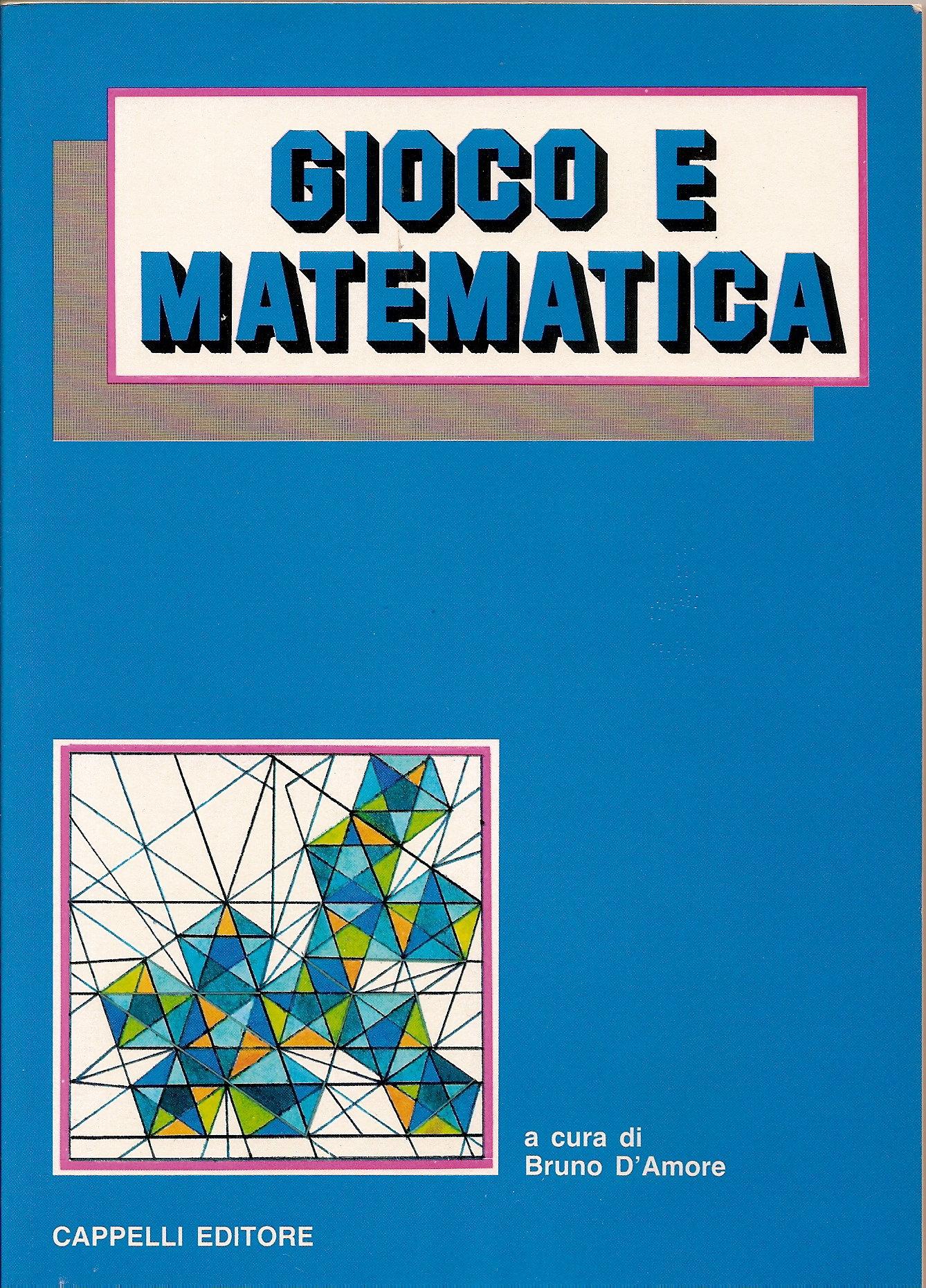 Gioco e Matematica