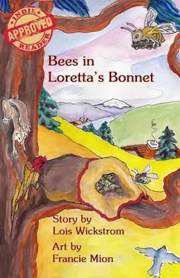 Bees in Loretta's Bonnet