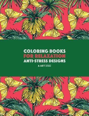 Coloring Books For Relaxation
