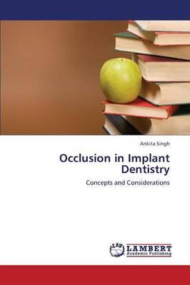 Occlusion in Implant Dentistry