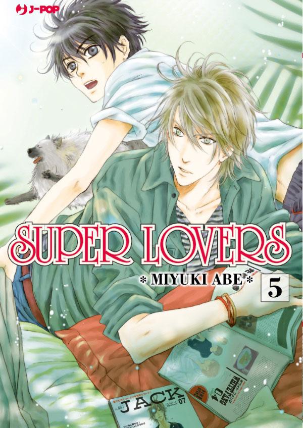 Super lovers vol. 5