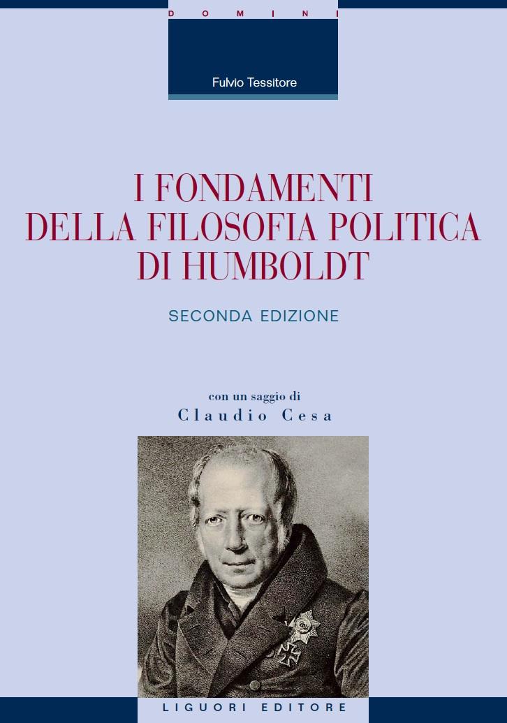 I fondamenti della filosofia politica di Humboldt