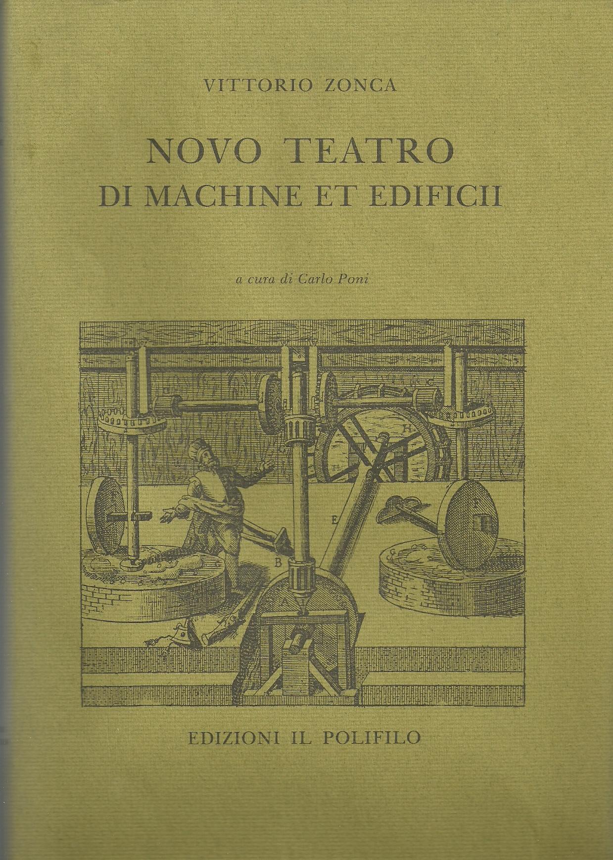Novo Teatro Di Machine et Edificii, 1607