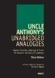 Uncle Anthony's Unabridged Analogies