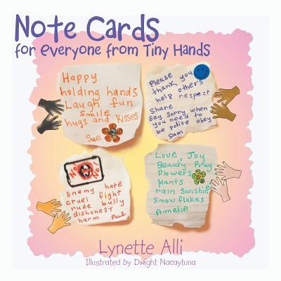 Note Cards for Everyone from Tiny Hands