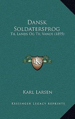 Dansk Soldatersprog