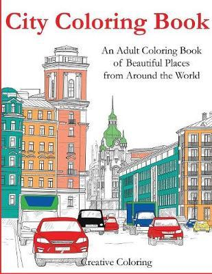 City Coloring Book