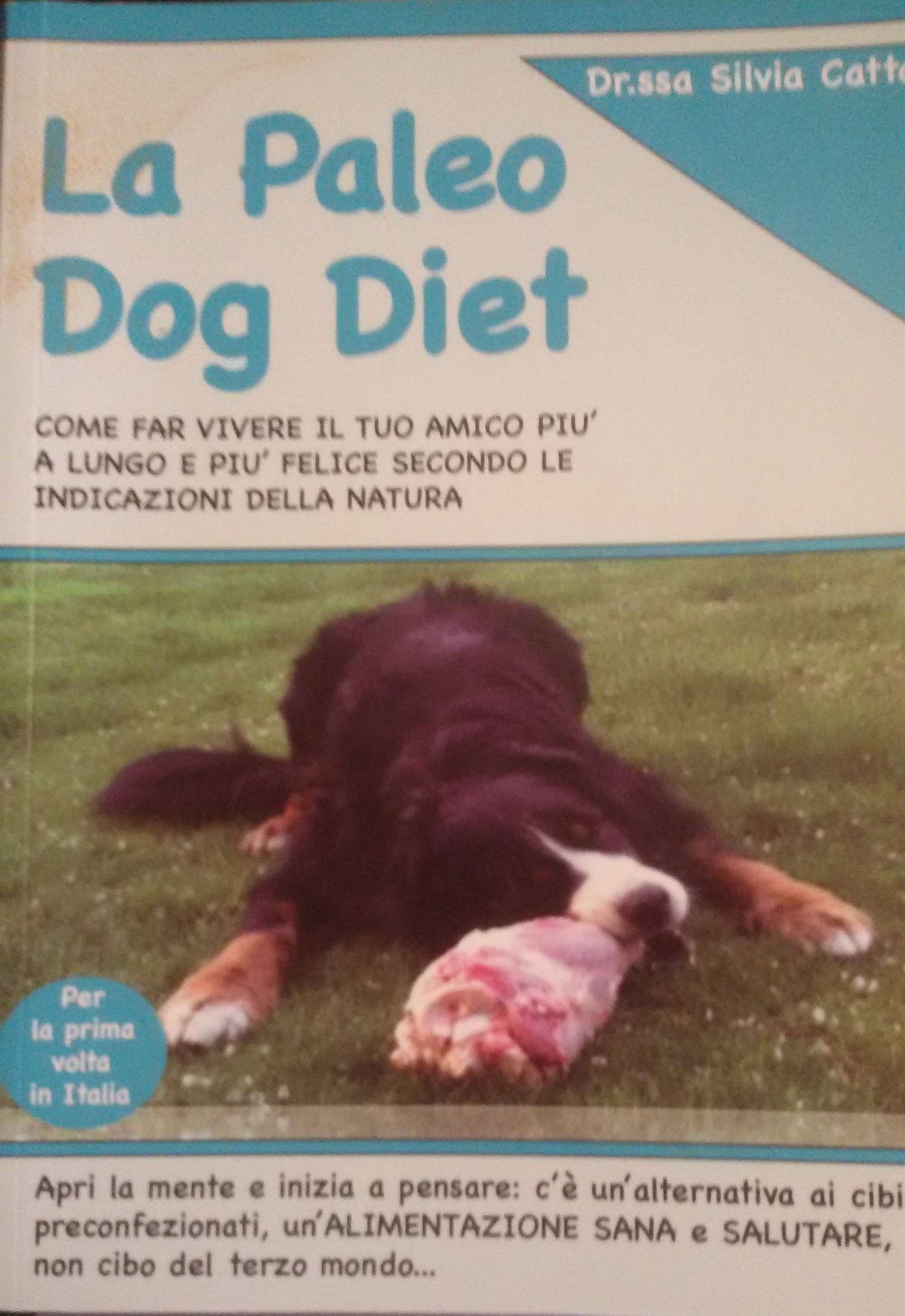 La paleo dog diet
