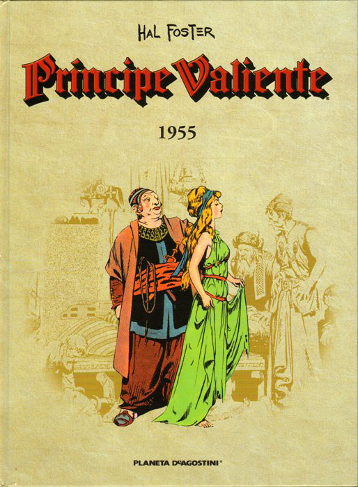 Príncipe Valiente #...
