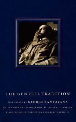 The Genteel Tradition