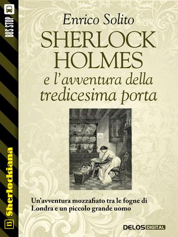 Sherlock Holmes e l'avventura della tredicesima porta