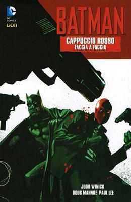 Batman: Cappuccio Rosso Vol. 1 - Variant