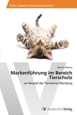 Markenführung im Bereich Tierschutz