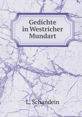 Gedichte in Westricher Mundart