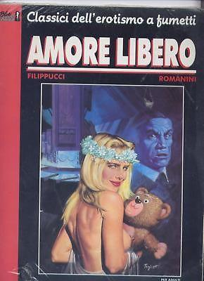 I Classici dell'erotismo a fumetti n. 1