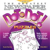 The Greatest Newspaper Dot-To-Dot Puzzles