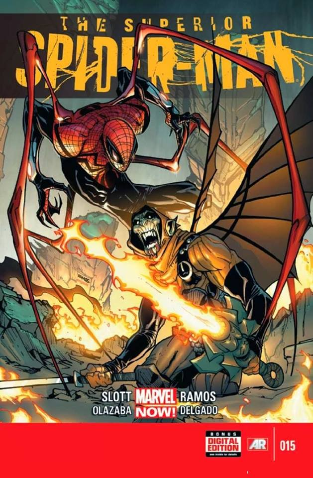 The Superior Spider-Man Vol.1 #15