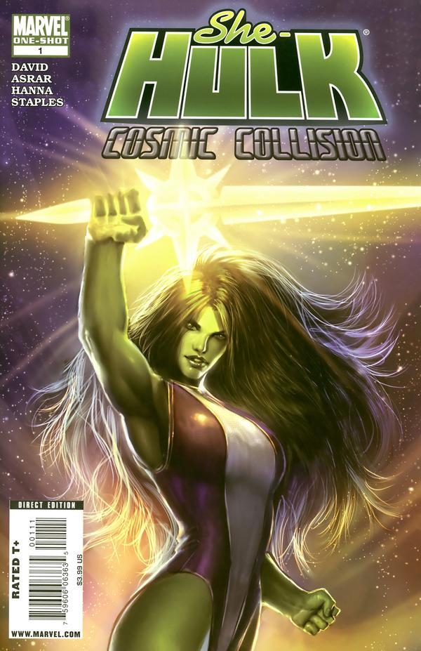 She-Hulk: Cosmic Col...