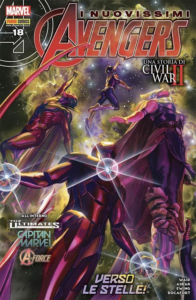 Avengers n. 67