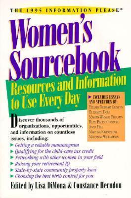 The 1995 Information Please Women's Sourcebook