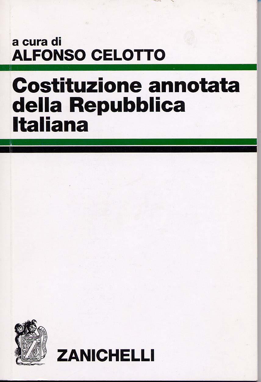 Costituzione annotat...