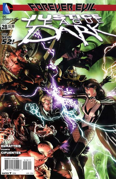 Justice League Dark Vol.1 #28