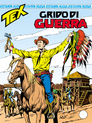 Tex Nuova Ristampa n. 288