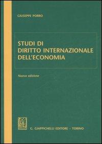 Studi di diritto internazionale dell'economia
