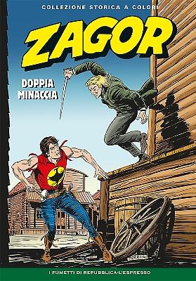Zagor collezione storica a colori n. 173