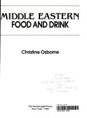 Middle Eastern Food and Drink