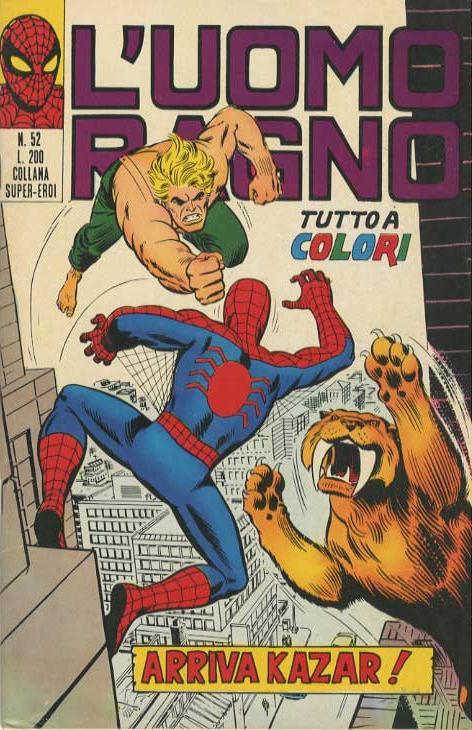 L'Uomo Ragno n. 52