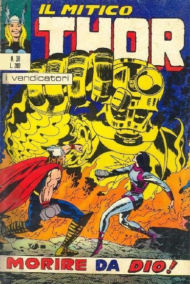 Il mitico Thor n. 38