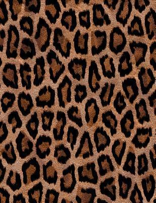 Leopard Print Notebo...