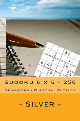 Sudoku - 250 Neighbors - Diagonal Puzzles- Silver