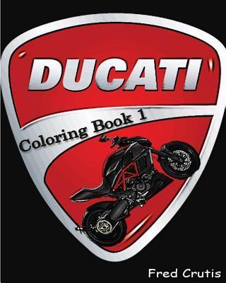 Ducati Coloring Book