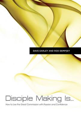 Disciple Making Is
