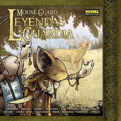 Mouse Guard: Leyendas de la Guardia, 1
