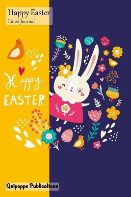 Happy Easter Lined J...