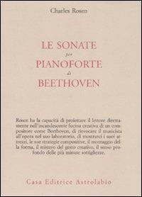 Le sonate per pianoforte di Beethoven