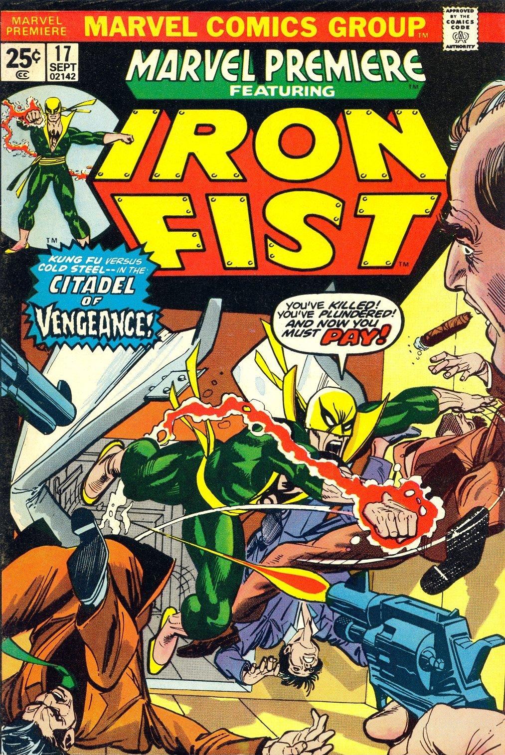 Marvel Premiere Vol....