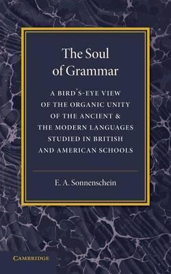 The Soul of Grammar