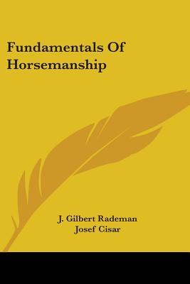 Fundamentals of Horsemanship