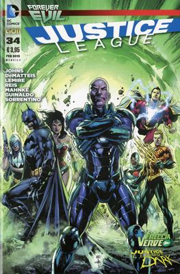 Justice League n. 34