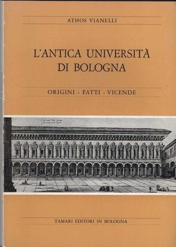L'antica Università di Bologna