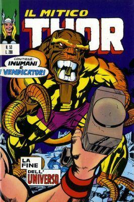 Il Mitico Thor n. 53