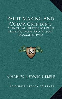 Paint Making and Color Grinding