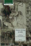 Women Writing in India
