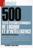 500 tests psychotech...