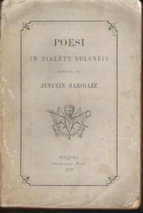 Poesì in dialètt bulgnèis